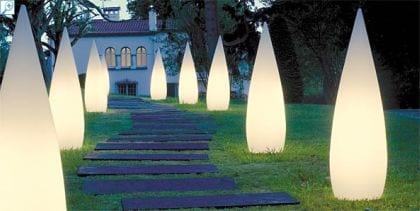 luminaria kanpazar iluminacion jardin
