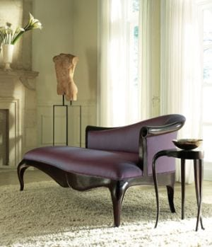 muebles sillas tapizadas Christopher Guy