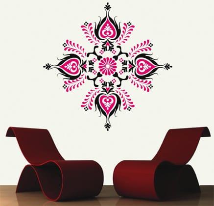 vinilos adhesivos paredes arte