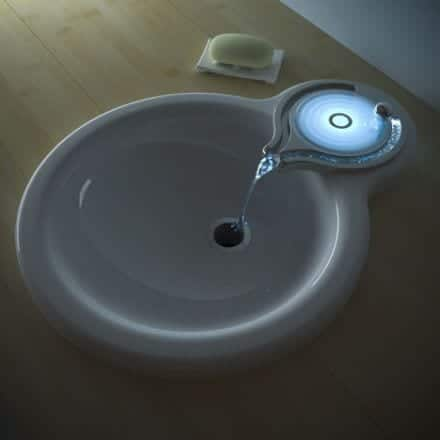 ripple faucet lavabo moderno grifo