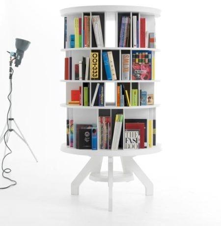 libreria circulas roderick vos bookcase