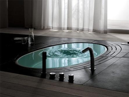 sorgente bañera hidromasaje spa
