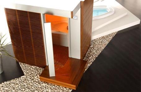 polisem sauna spa casa