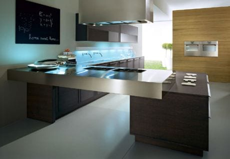 integra contemporary kitchens pedini of italy Cocinas modernas de diseño italiano