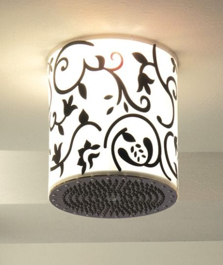 duchas diseño lamparas