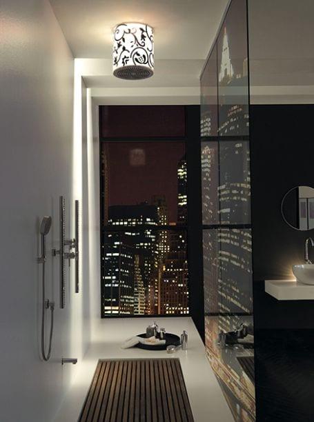 luz ducha lumiere jaclo