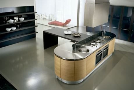 cocinas modernas diseño italiano