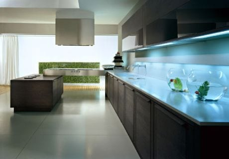 pedini usa modern integra kitchen and cabinets Cocinas modernas de diseño italiano