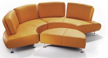 sofas piel moderno le tigre