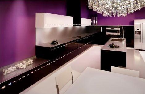 cocinas diseño lujo auro swarovski