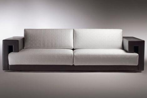 decoracion muebles diseño versace home sofas sillones