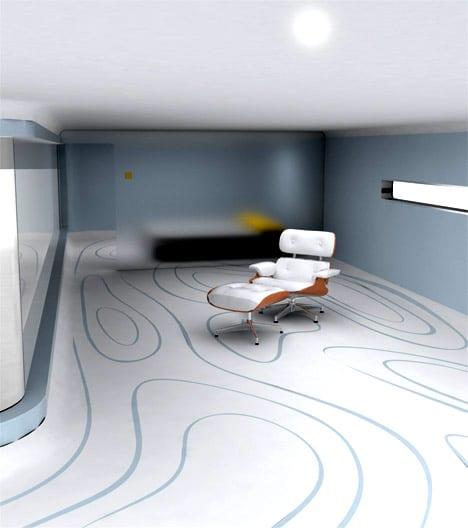 suelos pisos dimension arte diseño grafico