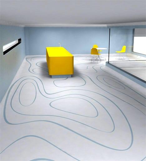 suelos pisos dimension dibujos diseño grafico