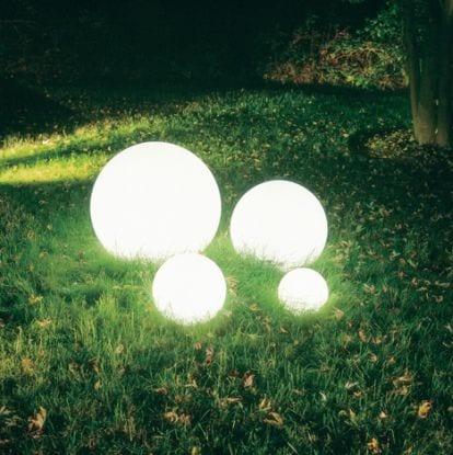 luminarias lámparas iluminación exteriores jardín