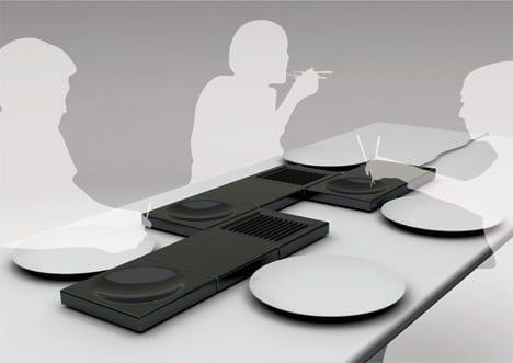 cocina moderna modular diseño electrolux