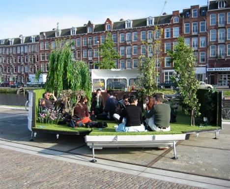 caravan5 Una caravana para el picnic perfecto