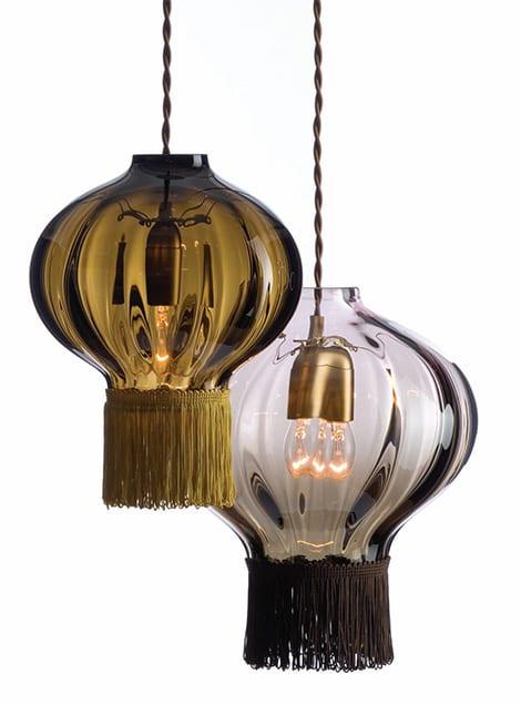 lámparas diseño decoración estilo oriental victorian