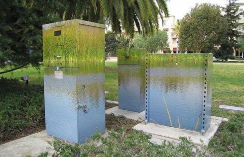 arte urbano objetos invisibles joshua callaghan