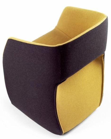 silla diseño om martín azúa