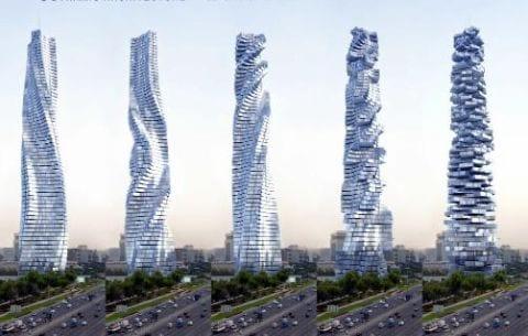 rascacielos giratorios dynamic architecture david fisher