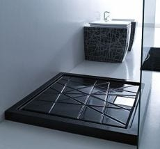 ducha diseño plato