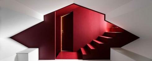 pedro gadanho casa diseño colores