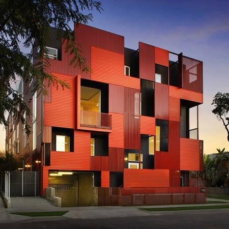 Arquitectura contempor nea formosa 1140 for Estilos de arquitectura contemporanea