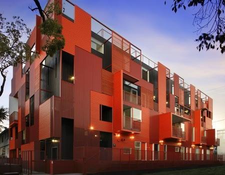 formosa 1140 2 Arquitectura contemporánea: Formosa 1140