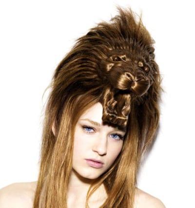peinados animales pelo