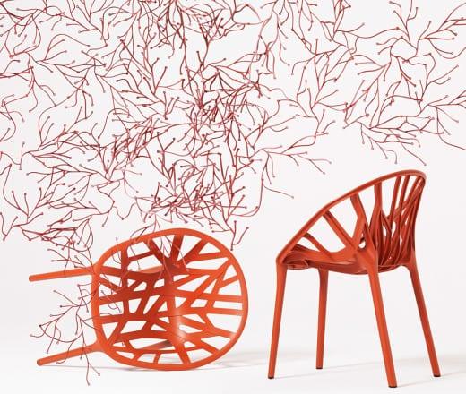silla vegetal diseño decoracion vitra