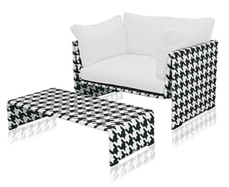 decoracion moda diseño dedon sofas