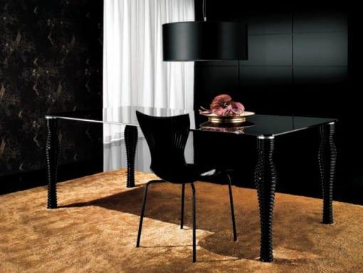 mesas elegantes diseño italiano