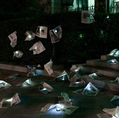 bolsa de madrid crisis periodicos luces
