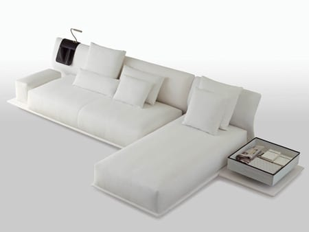 sofa cama chaise longue patricia urquiola