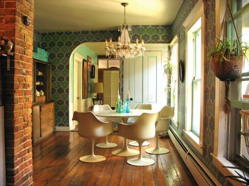 estilo vintage decoracion retro