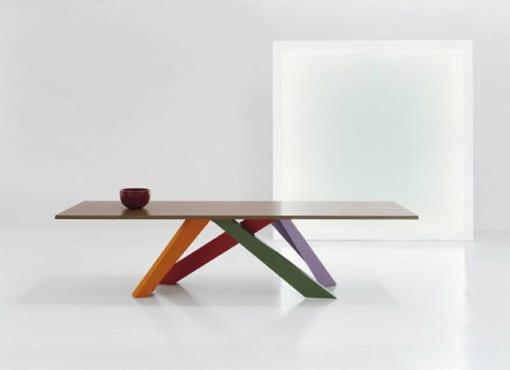 mesa grande decoracion bonaldo