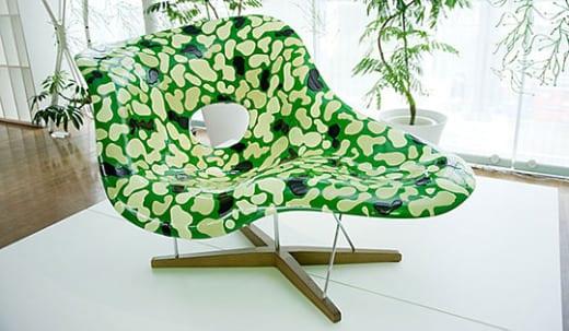 yasumichi morita Camouflage la Chaise
