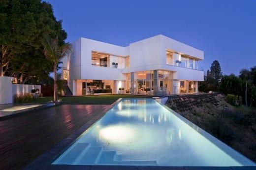 casa con vistas arquitectura contemporanea