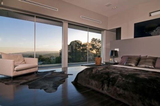 casa con vistas diseño contemporaneo