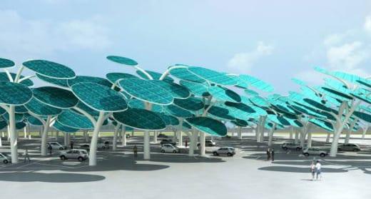 coches electricos recarga solar