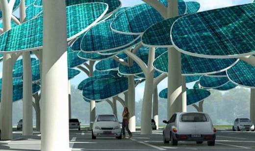 coches electricos energia recarga solar