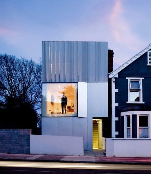 Arquitectura Moderna: Casa Grangegorman