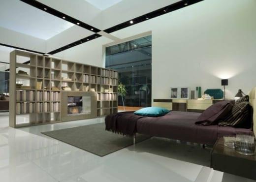 dormitorio minimalista diseño y decoración