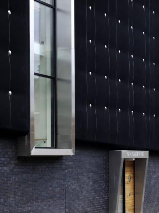 soundhouse diseño arquitectura acustica