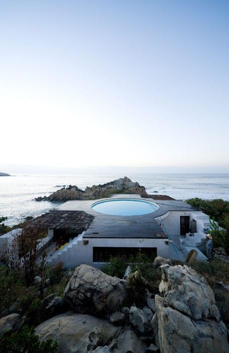 arquitectura casas en playa mexico