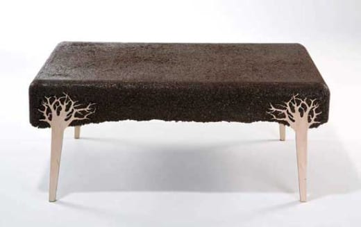 Yoav Avinoam muebles mobiliario banqueta