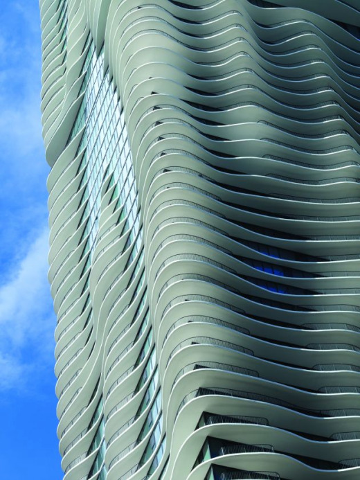 rascacielos aqua tower chicago