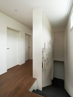 casa decoracion escalera