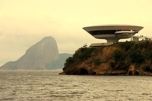 mac pao de acucar Oscar Niemeyer y la arquitectura moderna