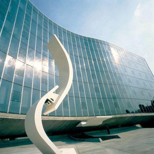 oscar niemeyer arquitectura edificios